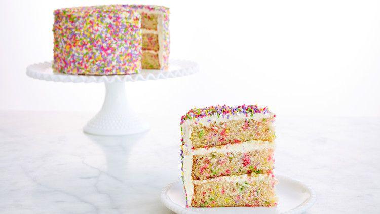 First Year Birthday Cake