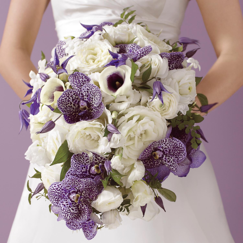 CoolWeather Wedding Flowers  Martha Stewart Weddings