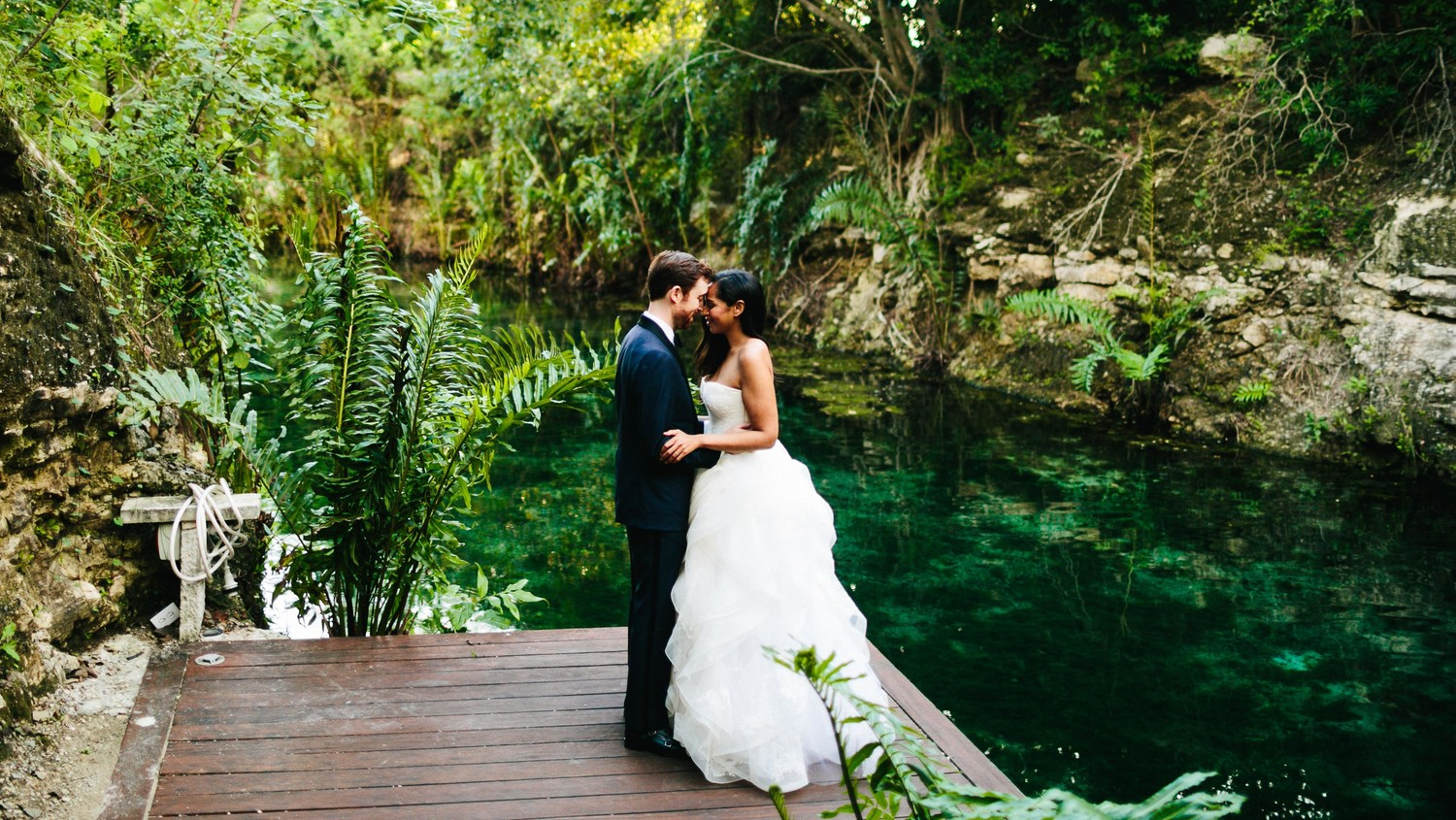 15 Exotic Destination Wedding Locations Martha Stewart Weddings