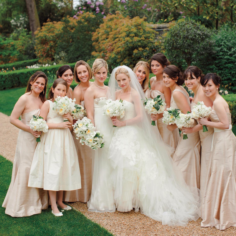 Formal Pink-and-gold Destination Wedding In France