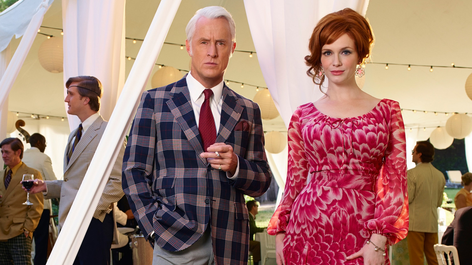 Marry Me Martha Roger Sterling And Joan Holloways Mad