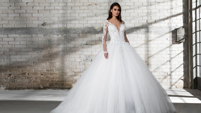 Pnina Tornai For Kleinfeld Spring 2019 Wedding Dress
