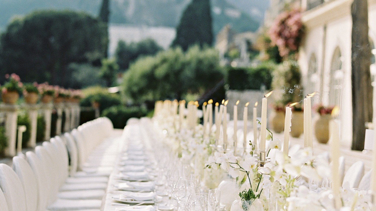 Destination Weddings  Martha Stewart Weddings