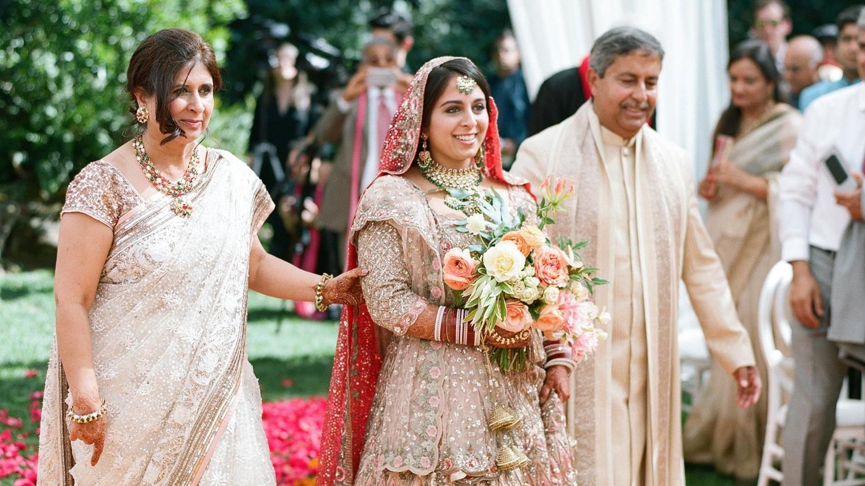 The Traditional Wedding Processional Order  Martha