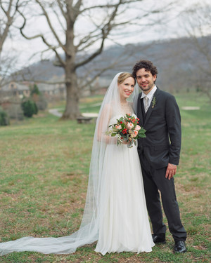 An Intimate, Formal Winter Wedding in Connecticut | Martha ...