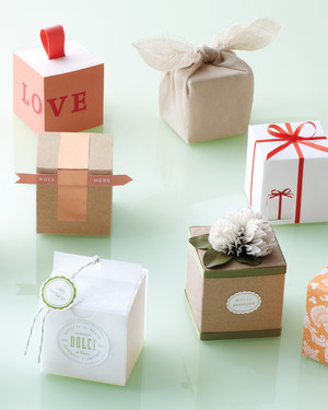 40 Gift Box Ideas To Hold Your Wedding Favors In Style