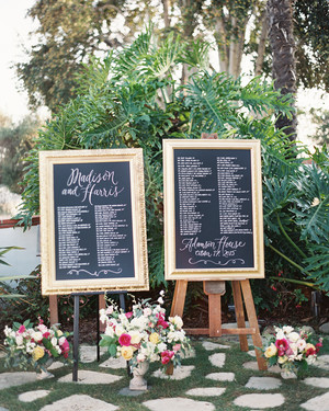 unique wedding seating charts to guide guests their tables also rh marthastewartweddings