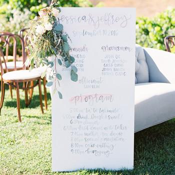 wedding ceremony ideas martha