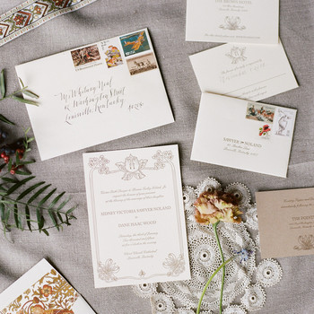 Wedding Invitations Martha Weddings