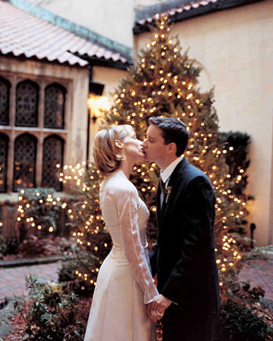Winter Christmas Wedding Ideas
