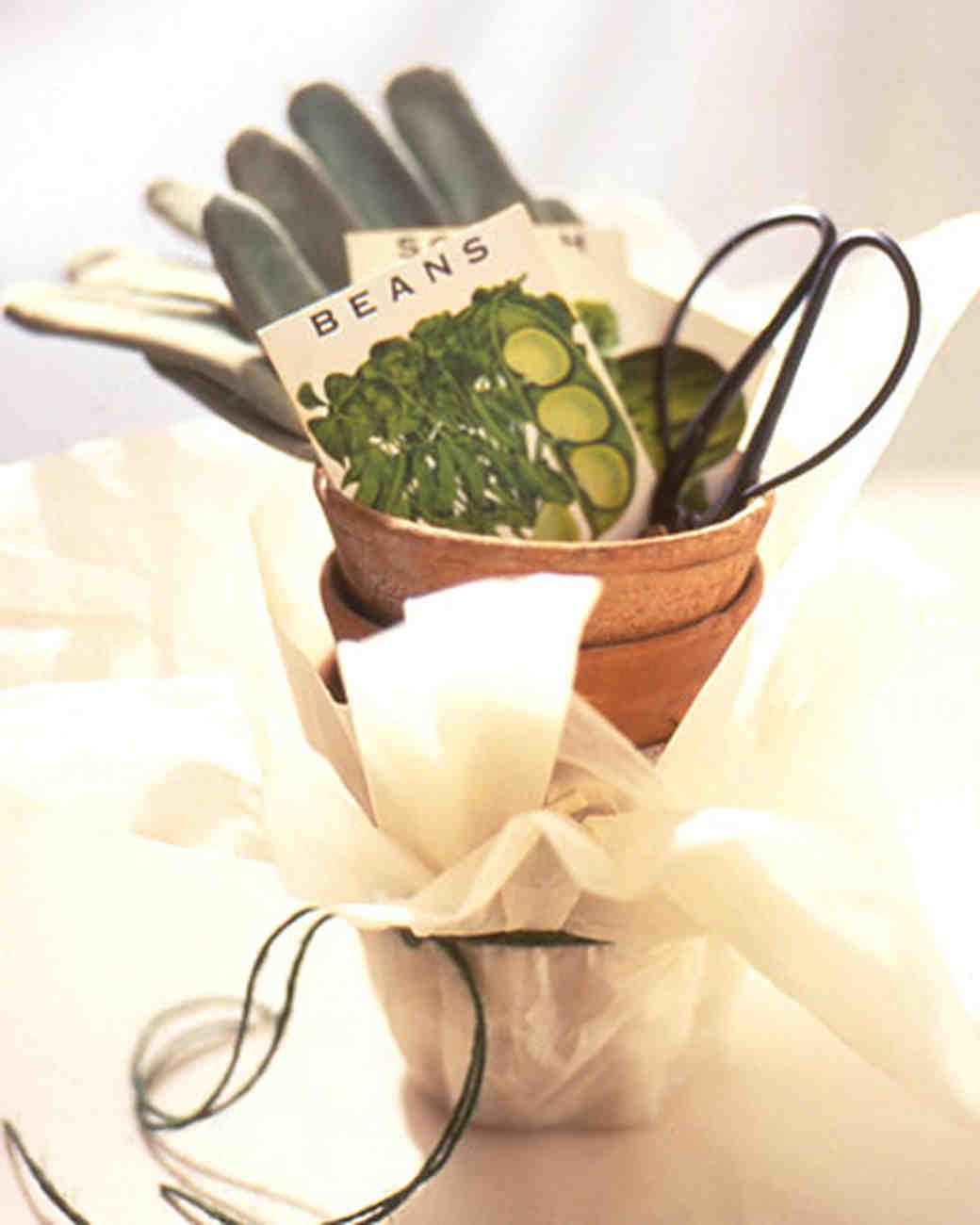 Garden Bridal Shower Martha Stewart Weddings