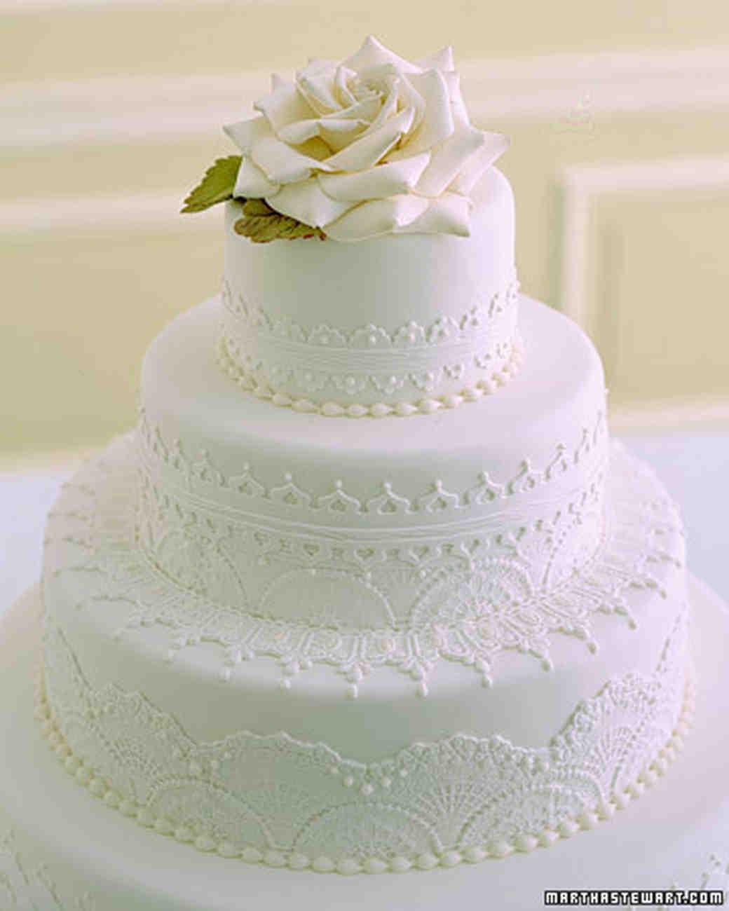 Traditional Wedding Cake Flavor