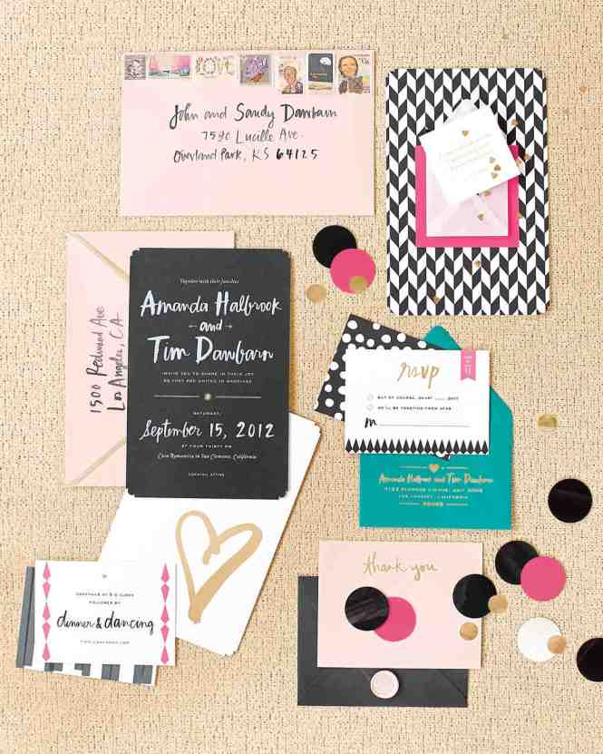 When To Send Out Wedding Invitations As Well What Do You With A