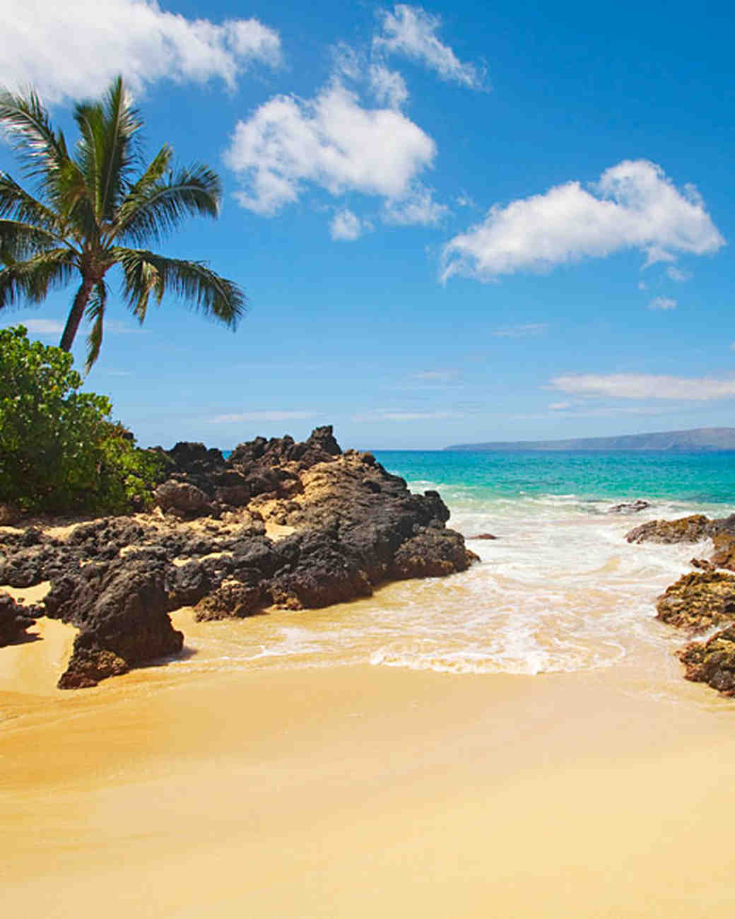 Beaches In Hawaii Martha Stewart Weddings