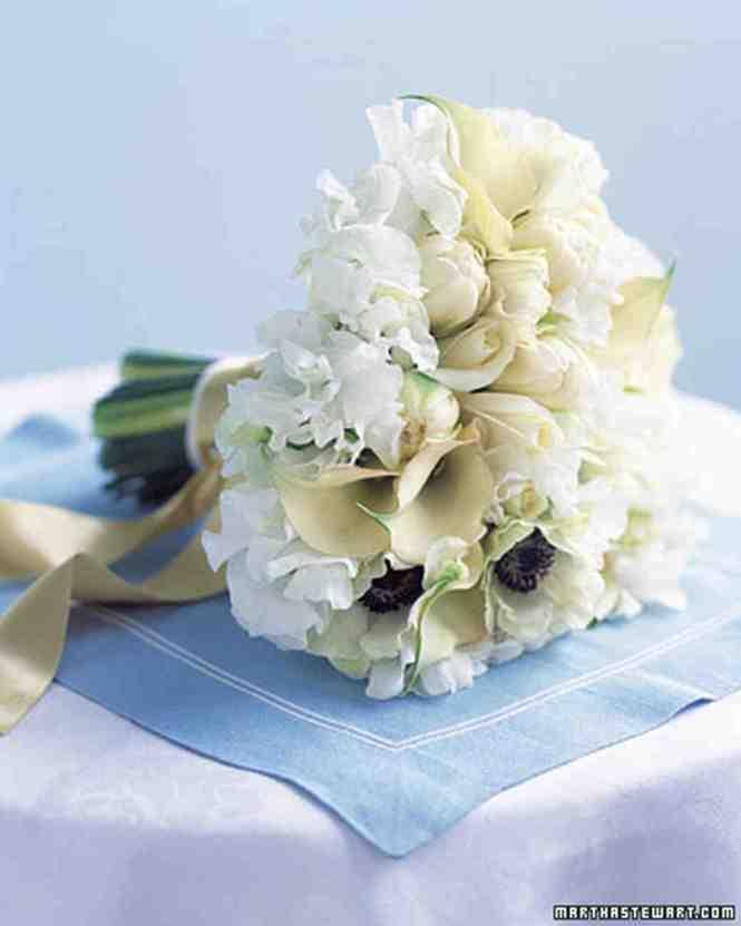 Flower Martha Stewart Wedding