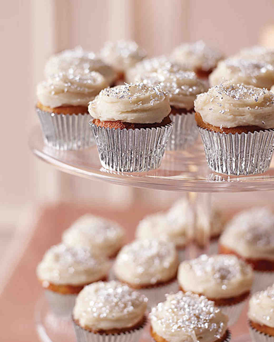 Wedding Cupcake Recipes Martha Stewart Weddings