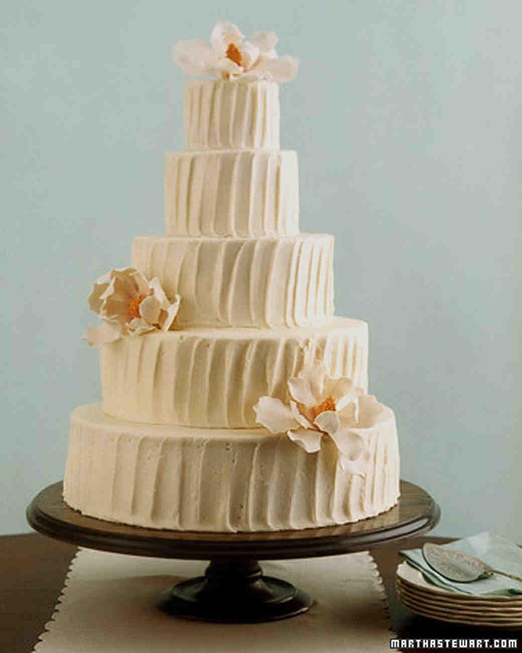 Old Time Favorites Red Velvet Wedding Cake