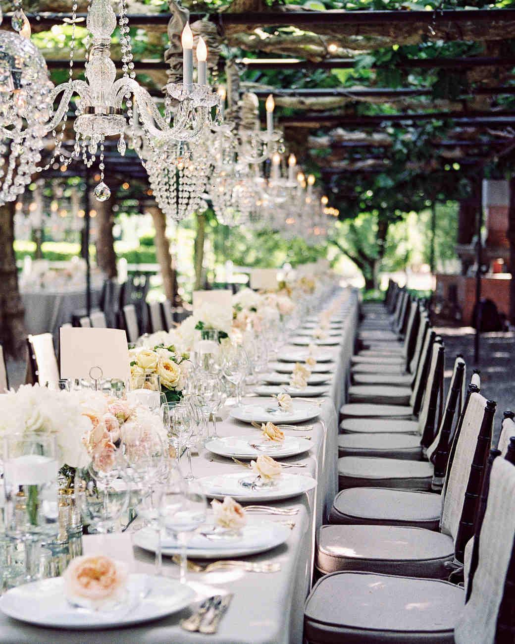 Martha Stewart Wedding Reception Decorations
