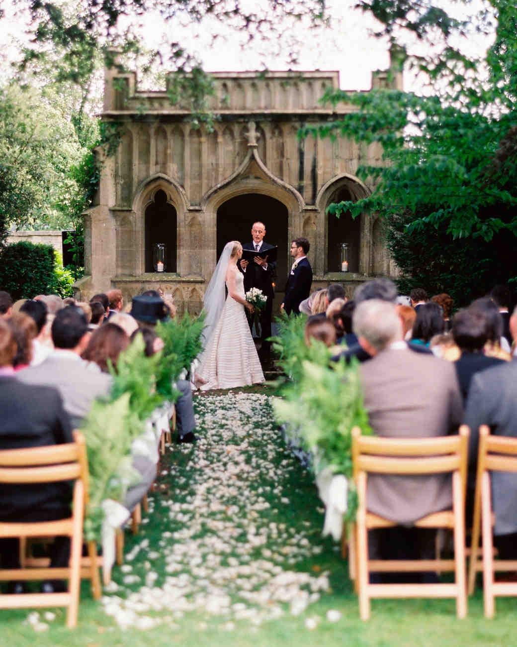 Martha Stewart Weddings Lara Spencer