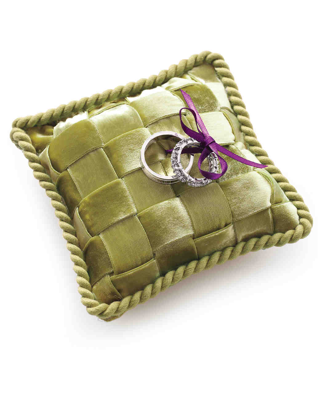 Ring Bearer Pillow Ideas You Can Make on Your Own Martha