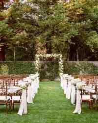A Formal Outdoor Destination Wedding in Napa, California ...
