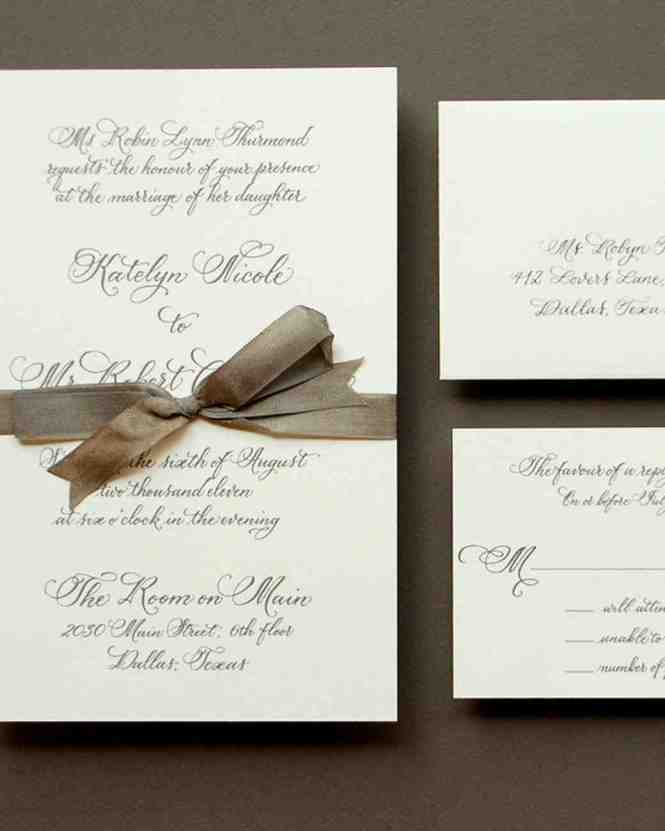 Appealing Wedding Invitation Card Envelope Wording 55 About Remodel Fall Invitations With