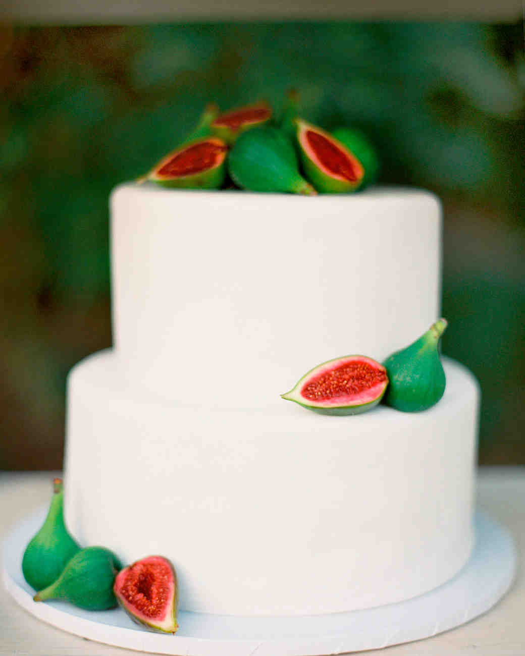 40 Simple Wedding Cakes That Are Gorgeously Understated Martha