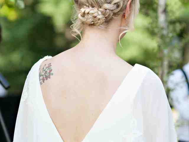 13 braided wedding hairstyles we love | martha stewart weddings