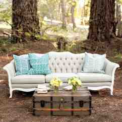 Wedding Sofa Red Design Living Room A Formal Rustic Outdoor Destination In California