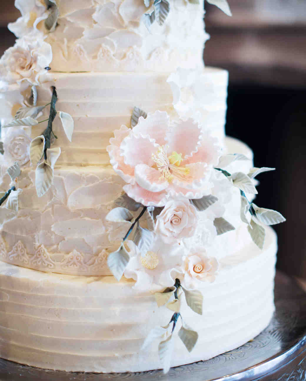 Wedding Cake Design Ideas 'll Wow Guests