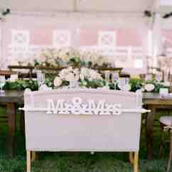 Mr And Mrs Chair Signs Oversized Recliner The Best Wedding Connected Titles Spanning