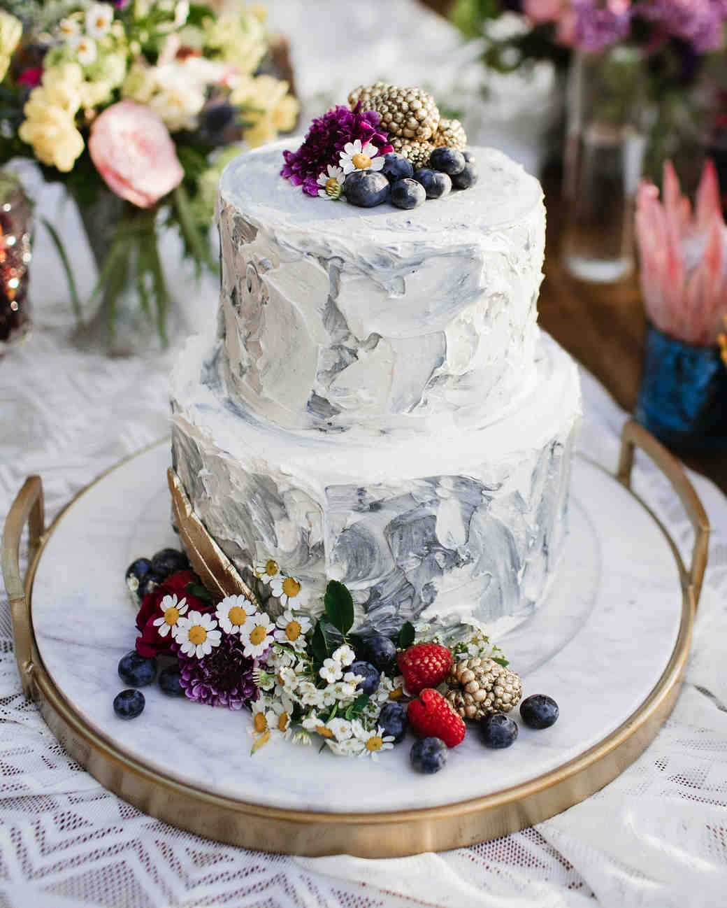 Wedding Cake Design Ideas 'll Wow Guests
