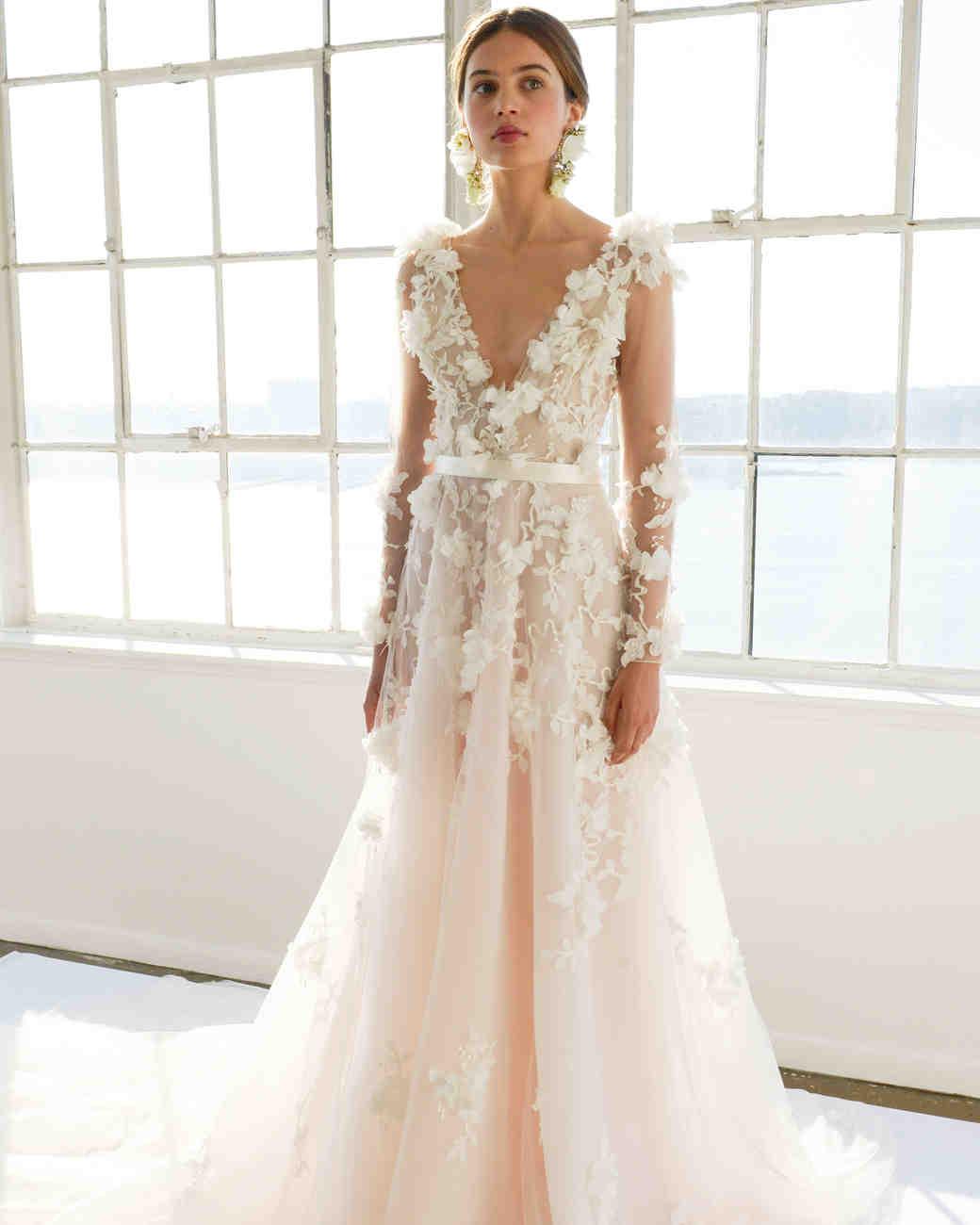 Marchesa Spring 2017 Wedding Dress Collection  Martha