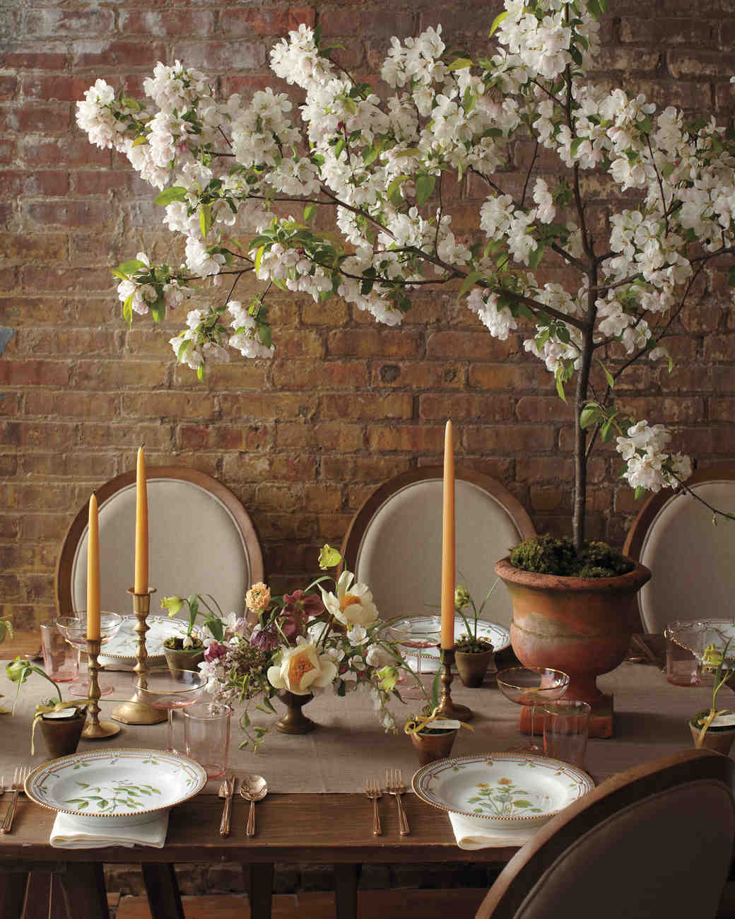Martha Stewart Wedding Centerpieces