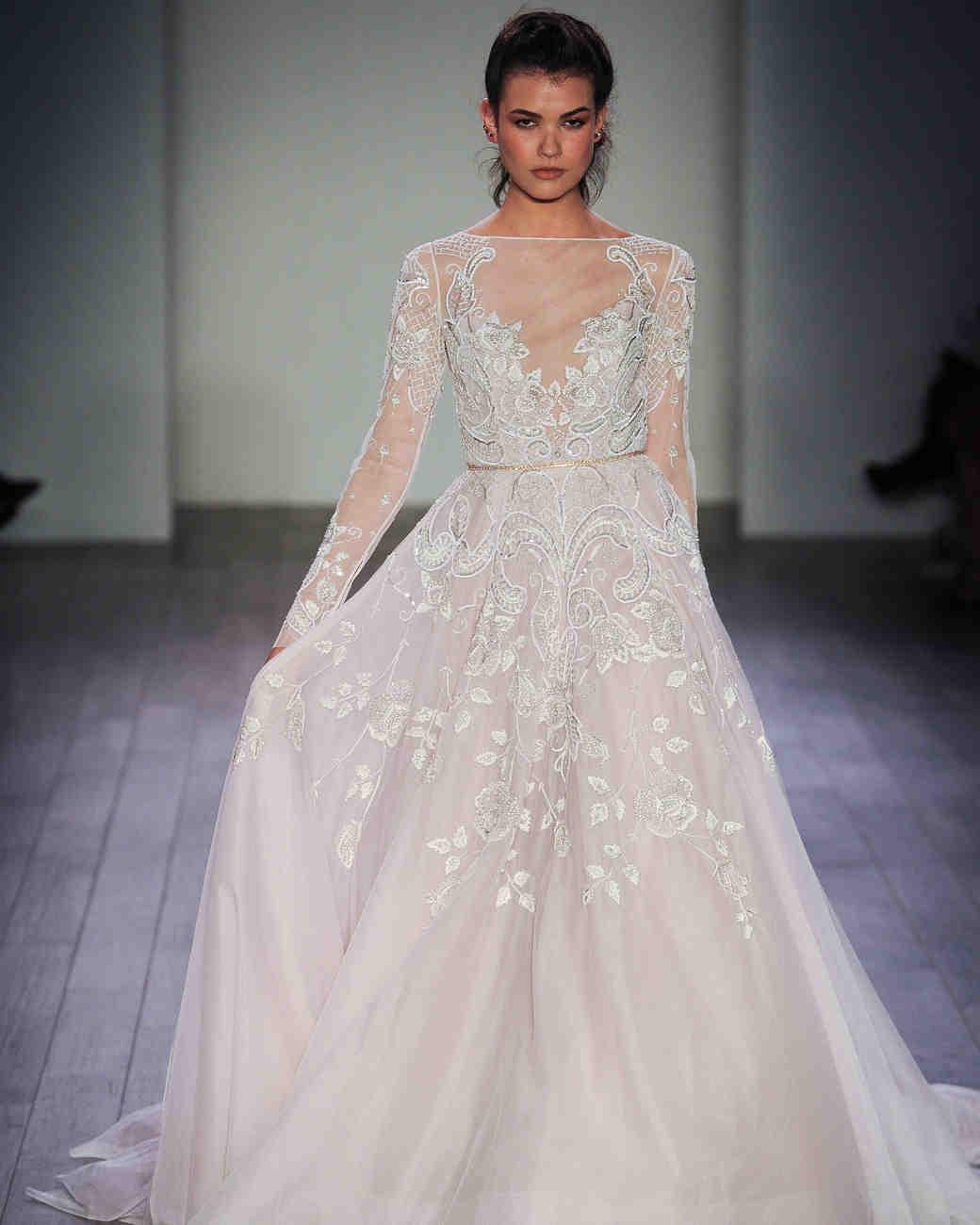 Hayley Paige Fall Wedding Dresses 2016