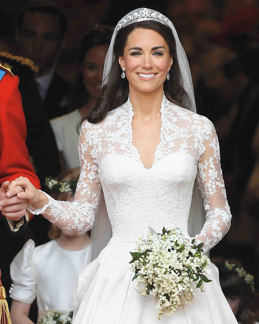 8 celebrity brides and