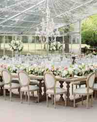 Decorated Wedding Tents & 28 Tent Decorating Ideas That ...