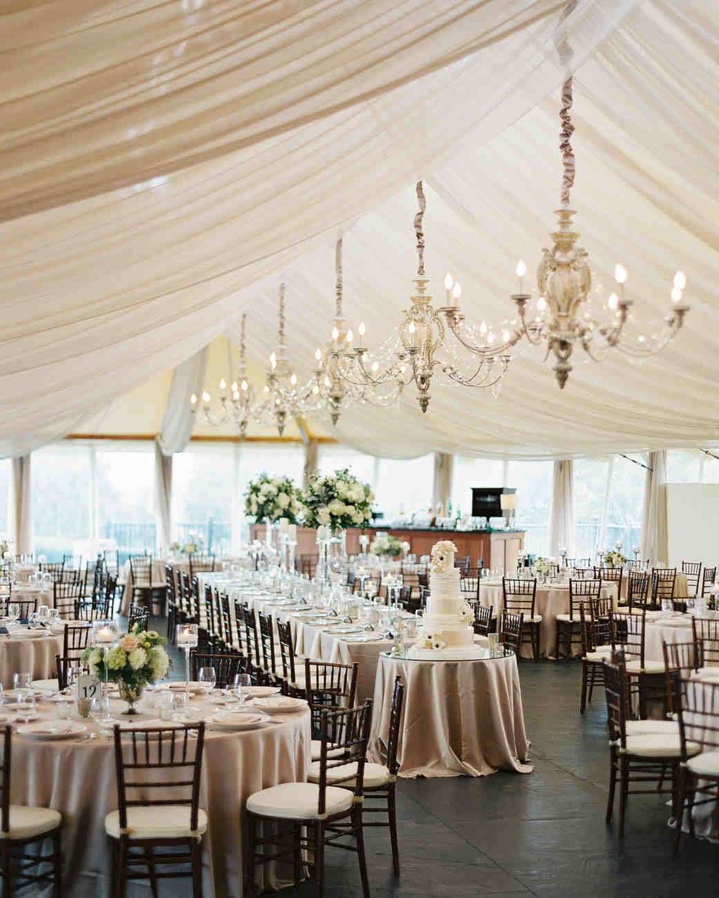 33 Tent Decorating Ideas to Upgrade Your Wedding Reception  Martha Stewart Weddings