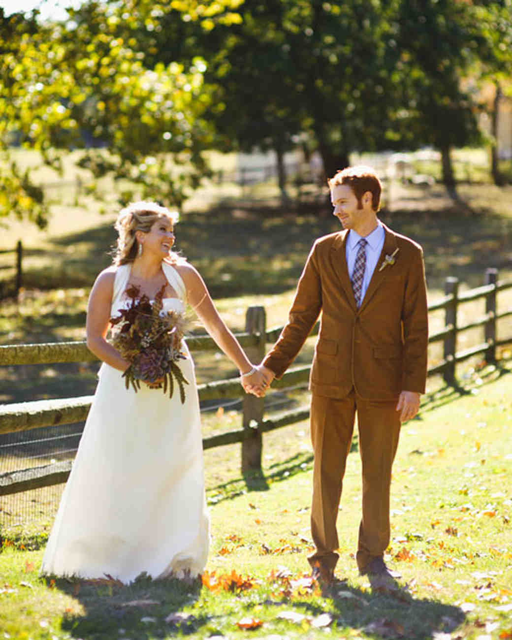 Fall Wedding Style
