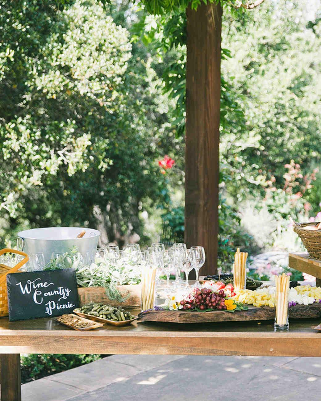 14 Trendy And Fun Wedding Brunch Ideas Martha Stewart Weddings