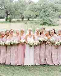 Pretty Wedding Hairstyles for Your Bridesmaids | Martha ...