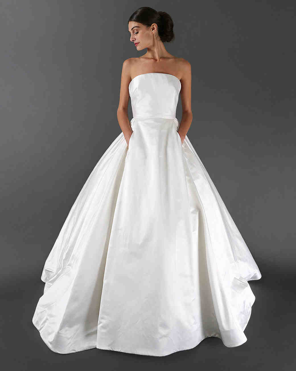 46 Pretty Wedding Dresses with Pockets  Martha Stewart