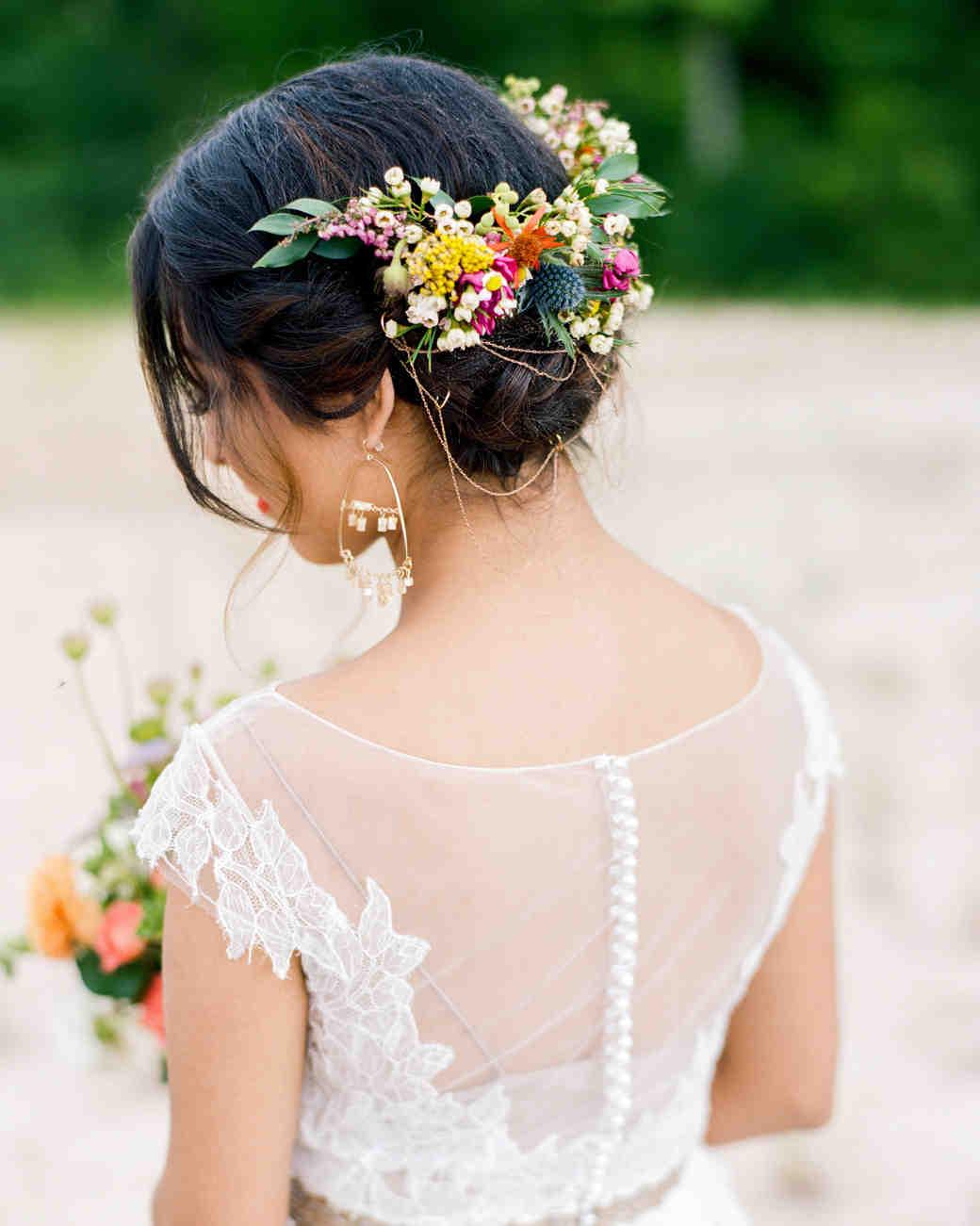 13 Braided Wedding Hairstyles We Love  Martha Stewart Weddings