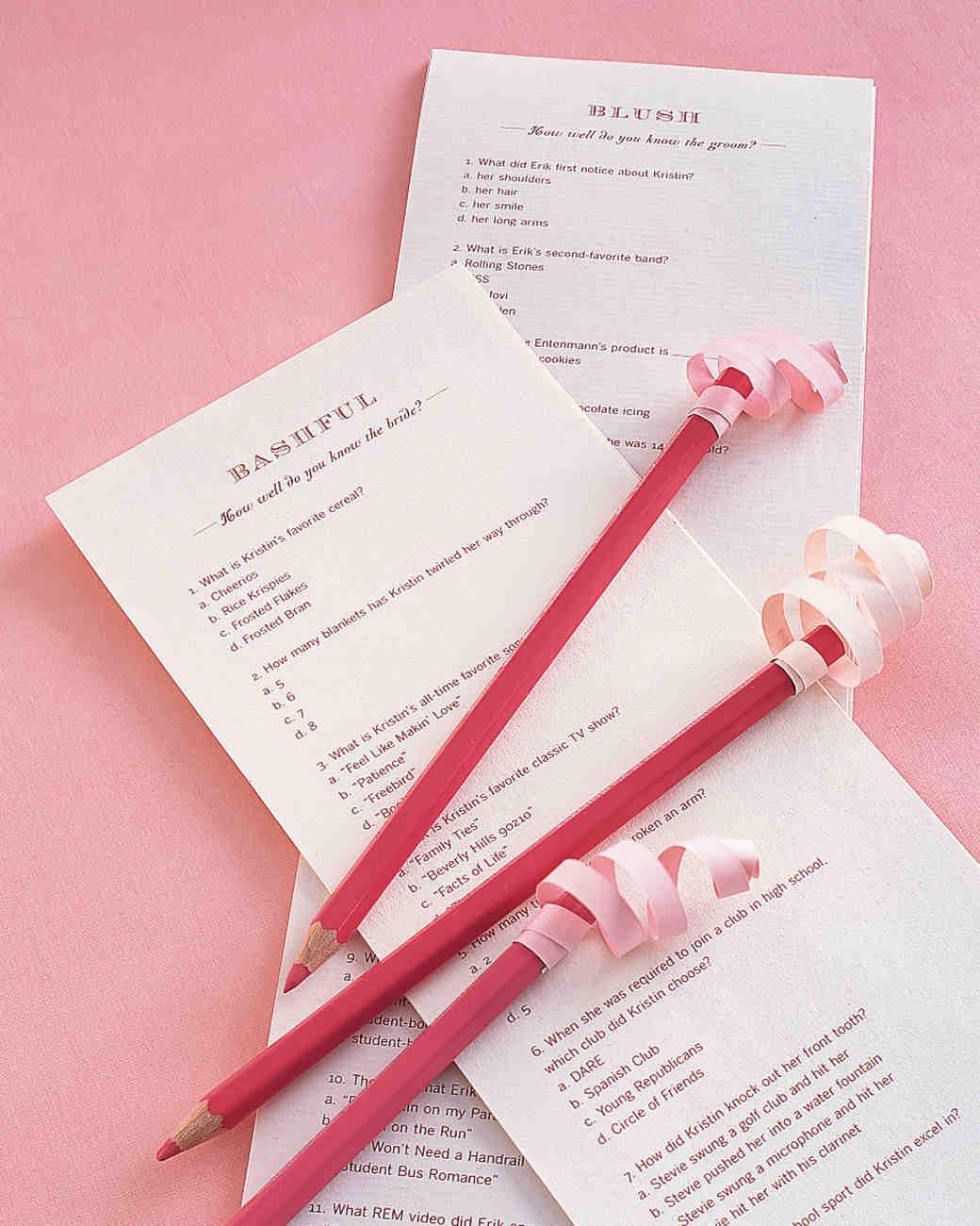 Martha Stewart Weddings Etiquette