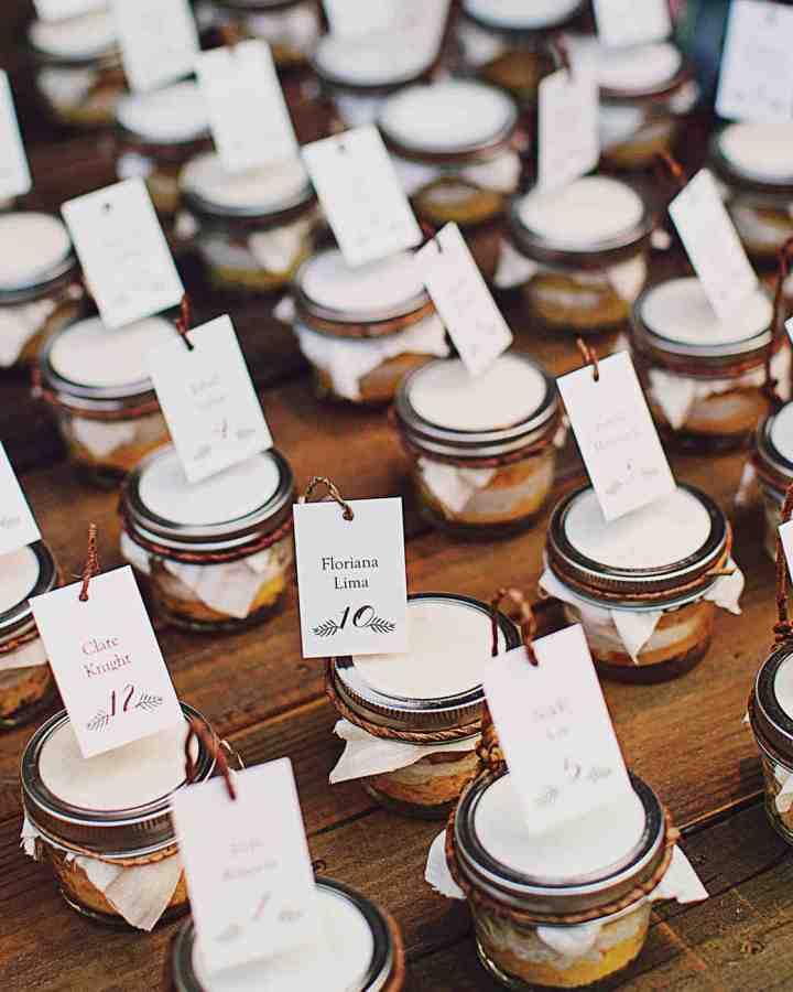 37 Edible Wedding Favors Guests Will Eat Up Literally Martha Stewart Weddings