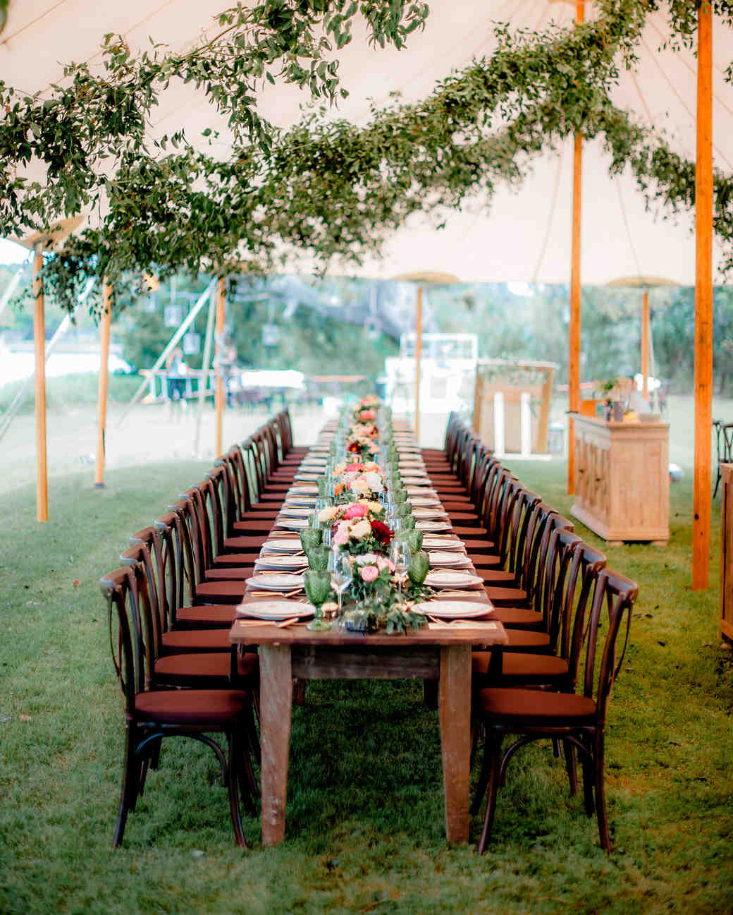 42 Stunning Banquet Tables for Your Reception  Martha Stewart Weddings