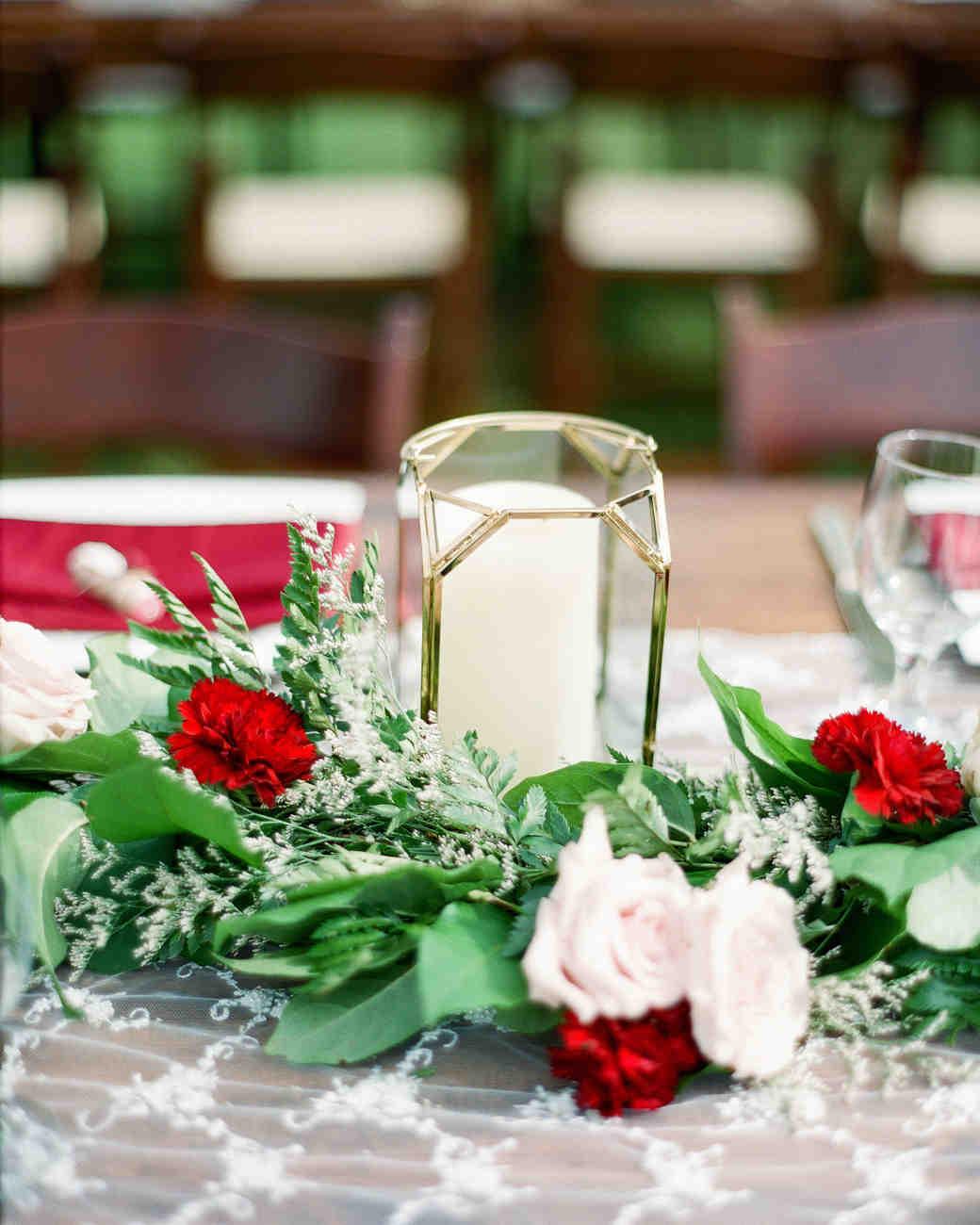 23 Ways to Arrange Red Wedding Centerpieces  Martha Stewart Weddings