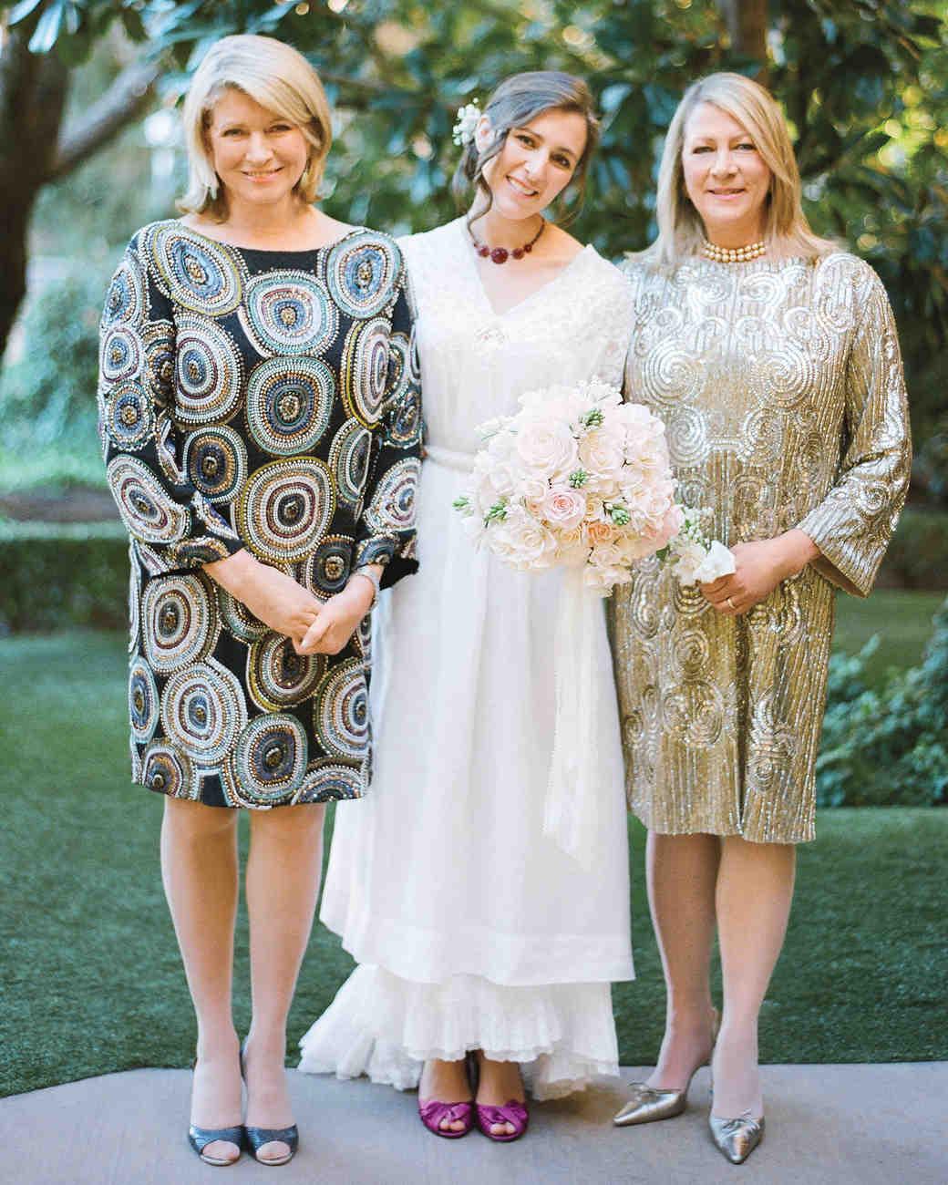 Martha Stewart Weddings Dresses