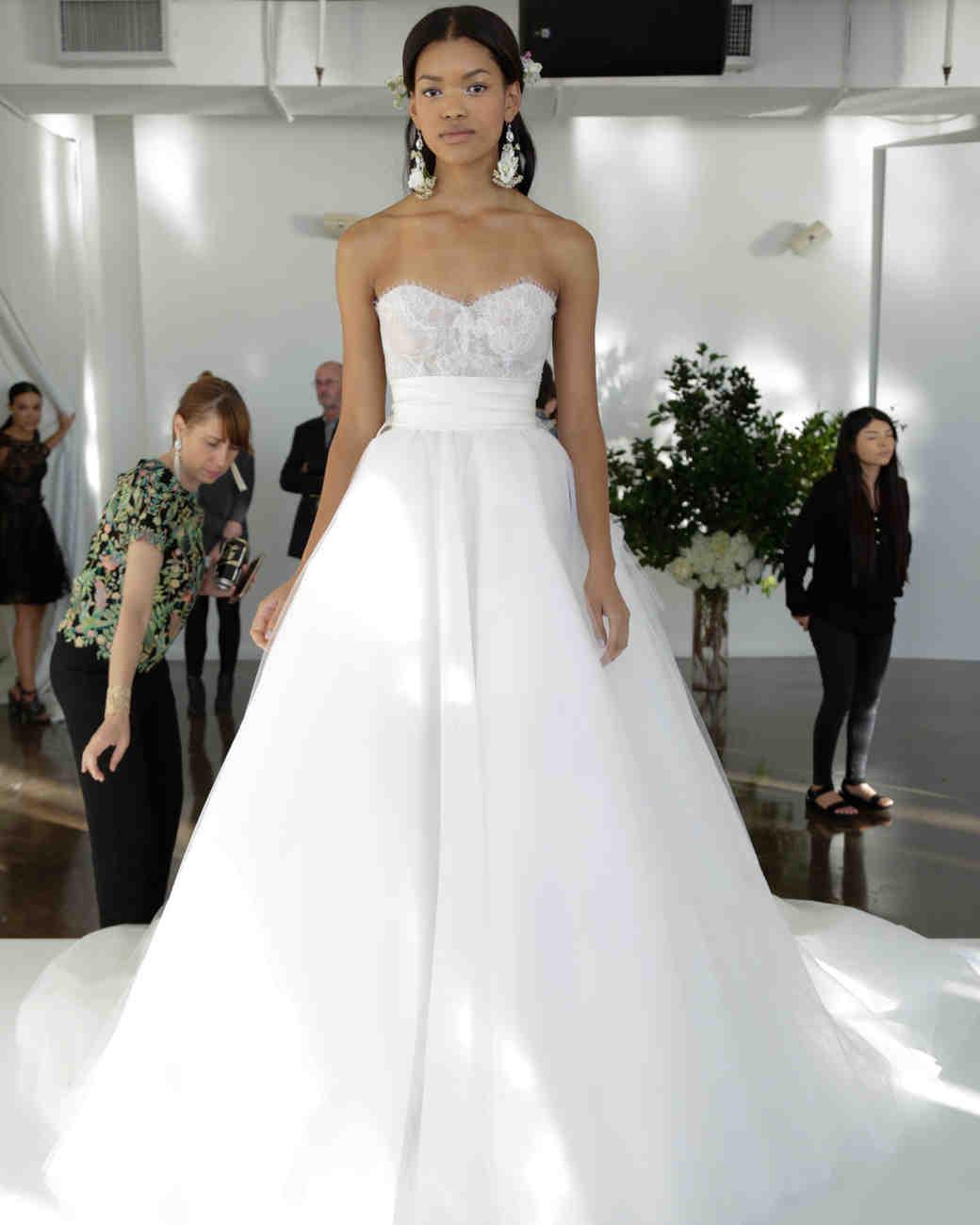 Marchesa Fall 2017 Wedding Dress Collection  Martha