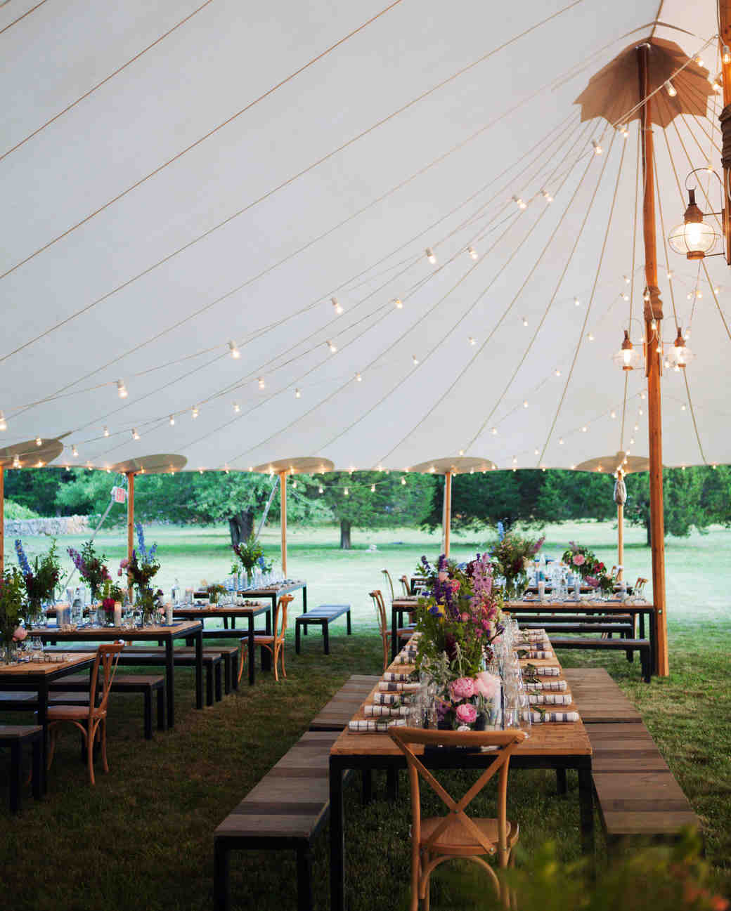 Martha Stewart Vineyard Wedding